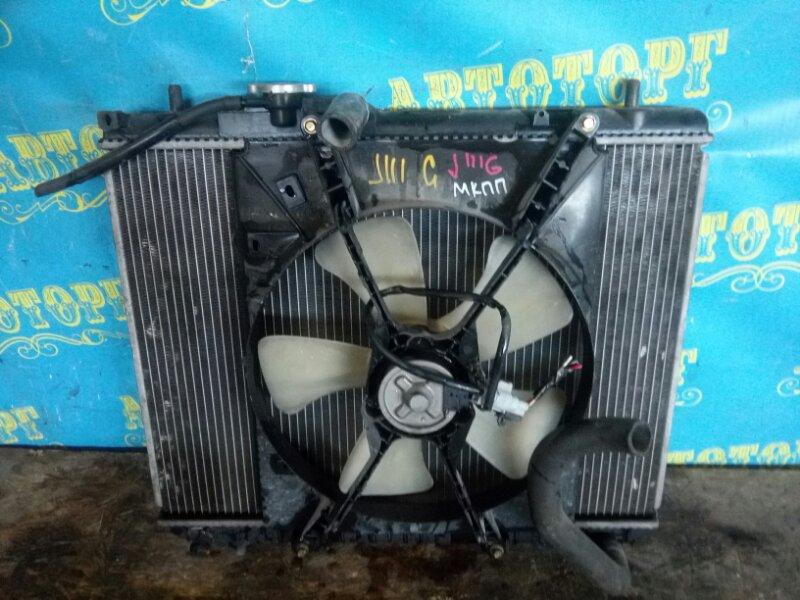 Радиатор основной Daihatsu Terios Kid J111G