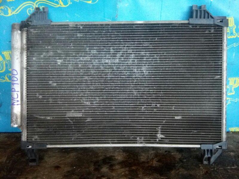 Радиатор кондиционера Toyota Ractis NCP100 1NZ