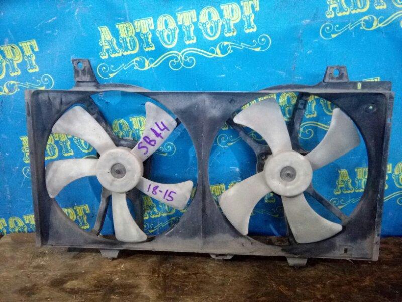 Диффузор радиатора Nissan Sunny SB14 CD20 1997