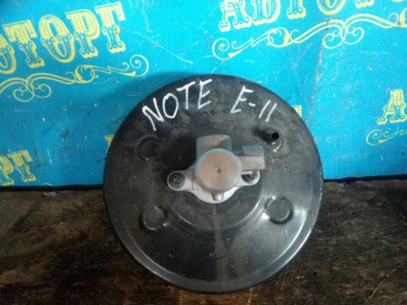Главный тормозной цилиндр Nissan Note E11 HR15