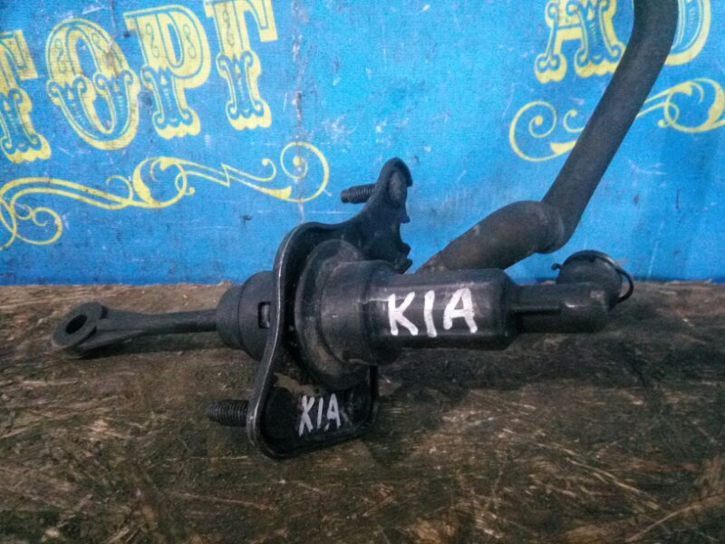 Главный цилиндр сцепления Kia Rio UB G4FC 2013