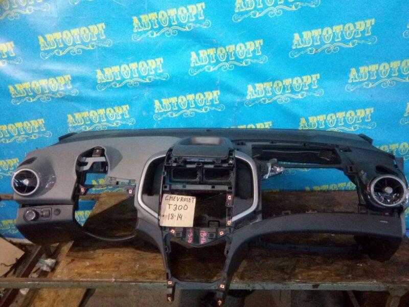 Торпеда Chevrolet Aveo T300 F16D4 2012