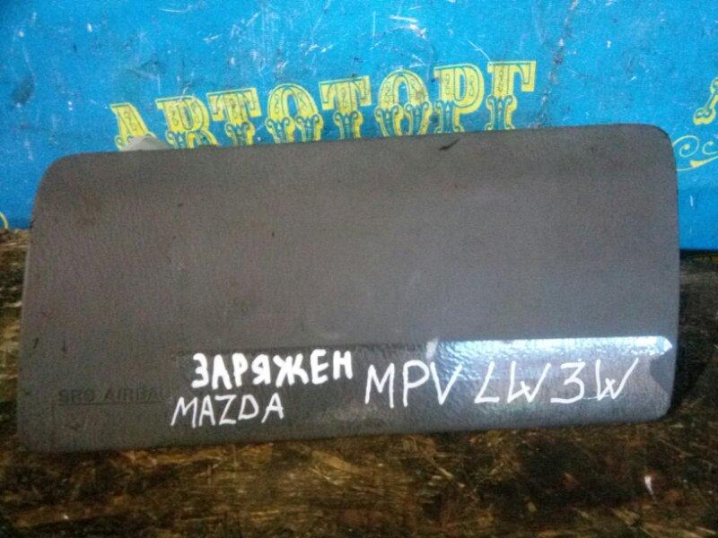 Airbag пассажирский Mazda Mpv LW3W