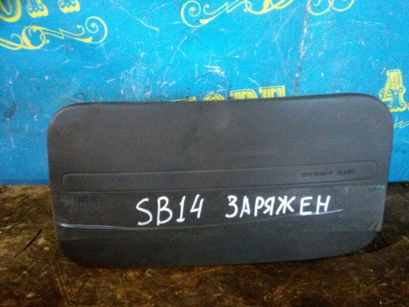 Airbag пассажирский Nissan Sunny SB14 CD20 1997
