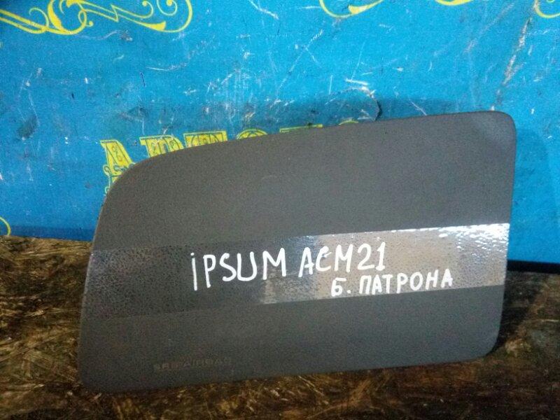 Airbag пассажирский Toyota Ipsum ACM21 2AZ