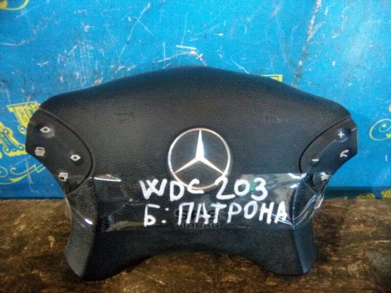 Airbag на руль Mercedes C-Class W203 111