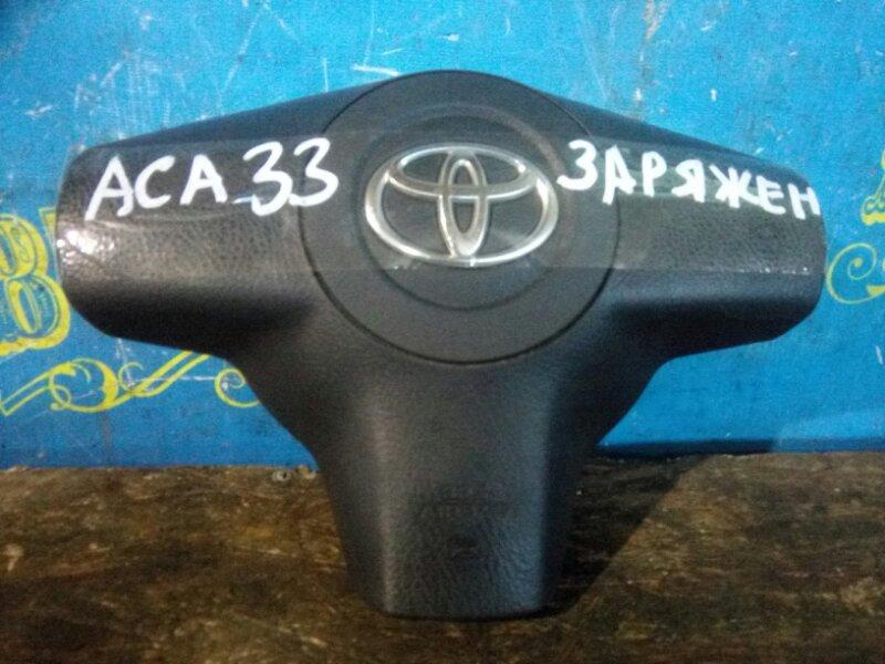 Airbag на руль Toyota Rav4 ACA33 2AZ 2008