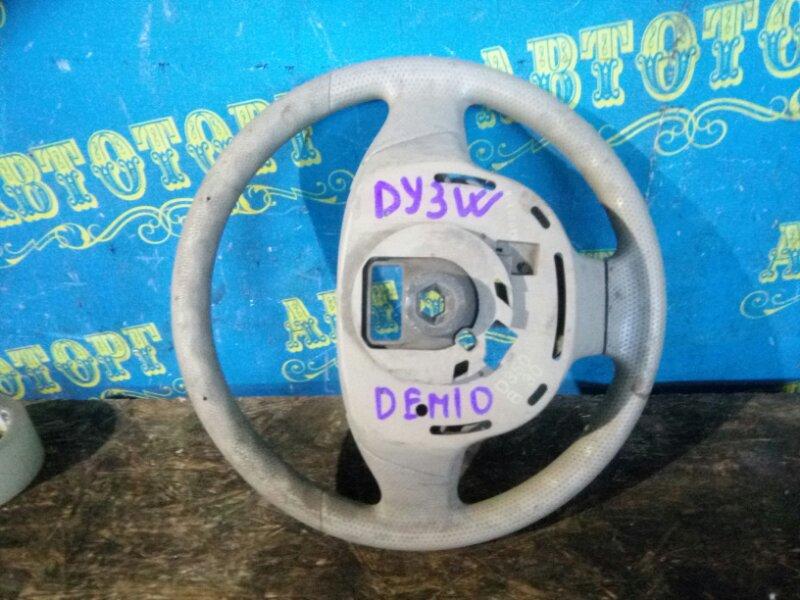 Руль Mazda Demio DY3W