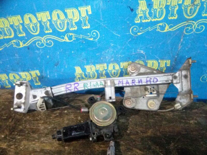 Стеклоподъемник Toyota Marino AE100 задний правый