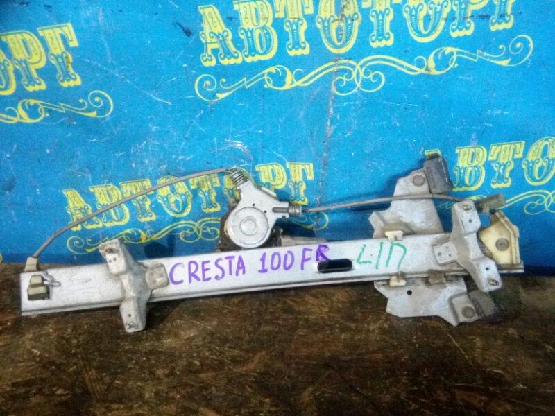 Стеклоподъемник Toyota Cresta GX100 передний правый