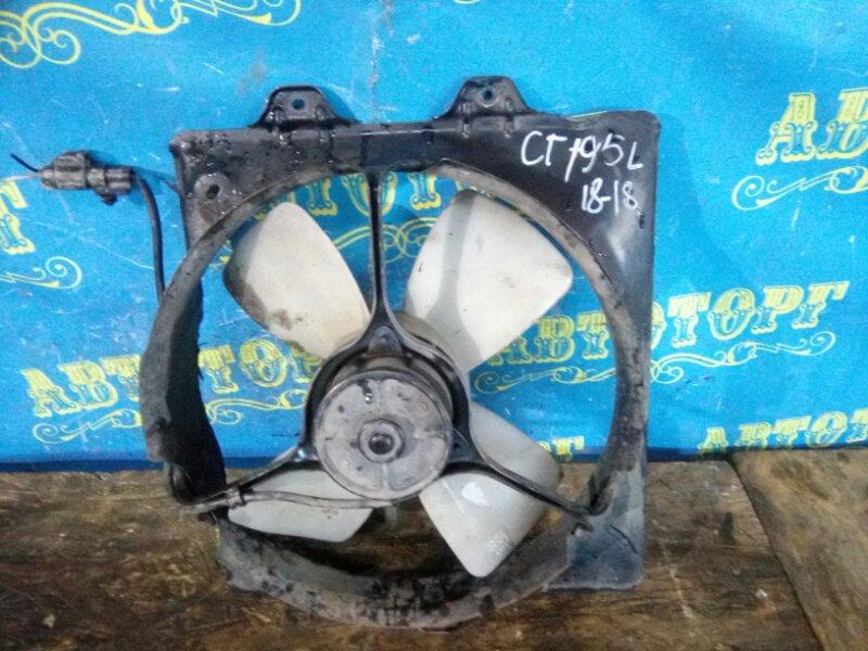 Диффузор радиатора Toyota Carina CT195 2C 1992 левый