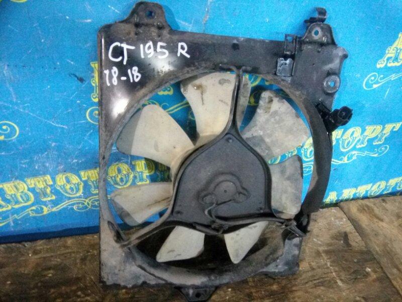 Диффузор радиатора Toyota Carina CT195 2C 1992 правый