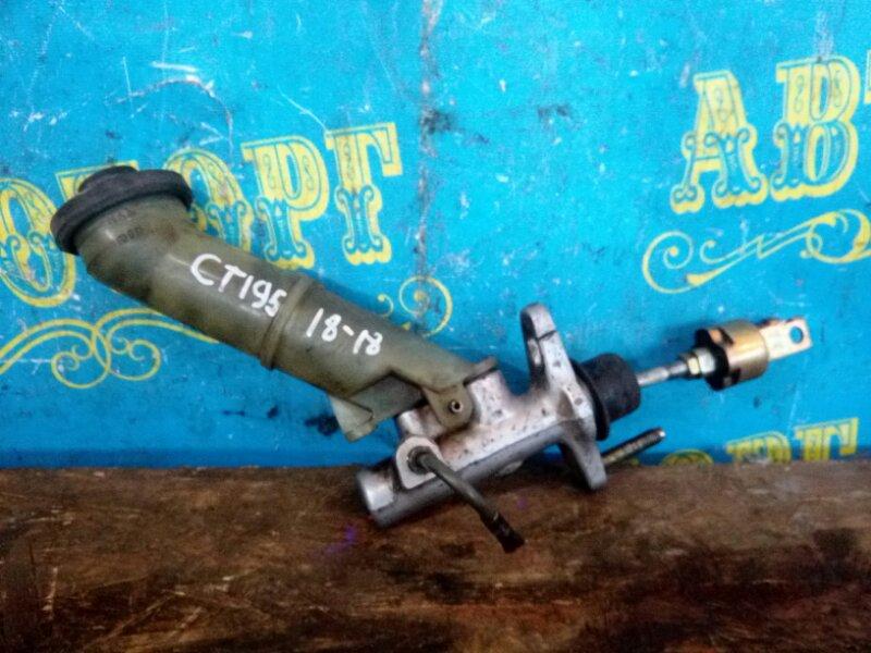 Главный цилиндр сцепления Toyota Carina CT195 2C 1992
