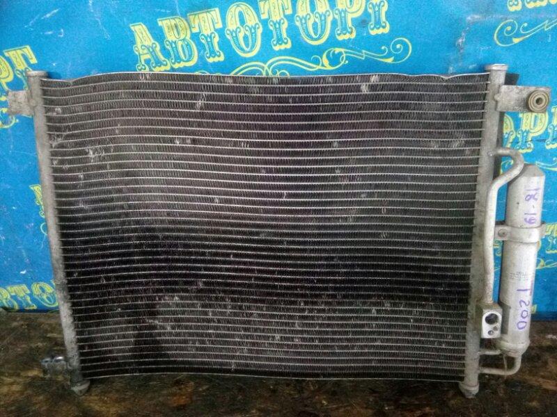 Радиатор кондиционера Chevrolet Aveo T200 B12S1 2006
