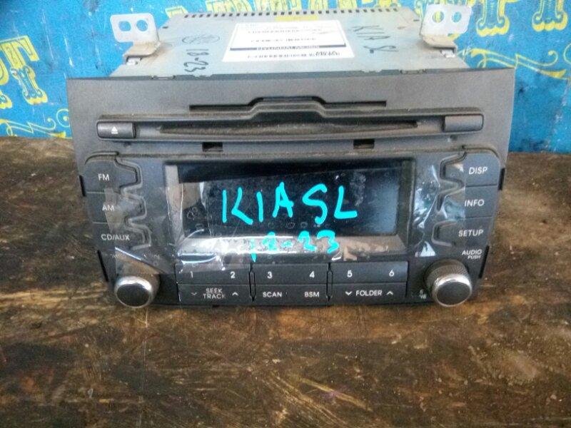Магнитофон Kia Sportage SL D4HA 2011