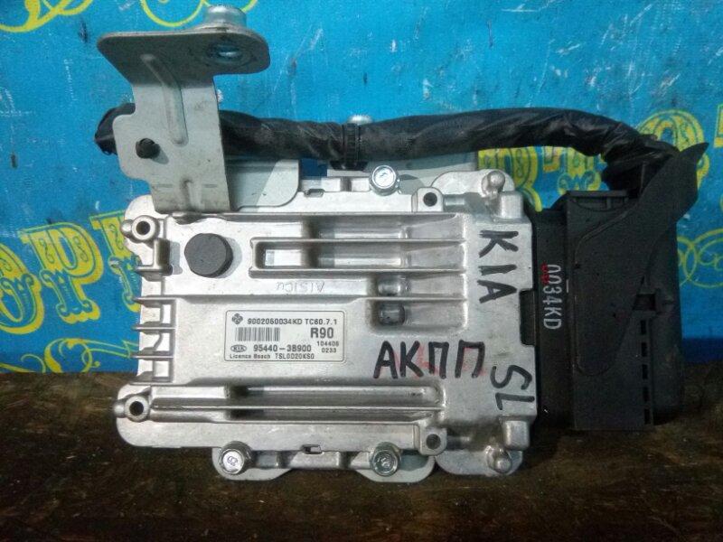 Блок управления акпп Kia Sportage SL D4HA 2011