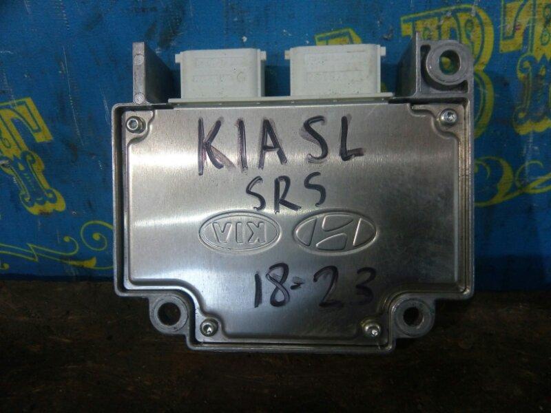 Блок управления airbag Kia Sportage SL D4HA 2011