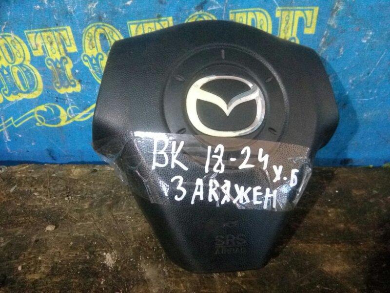 Airbag на руль Mazda 3 BK Z6 2006