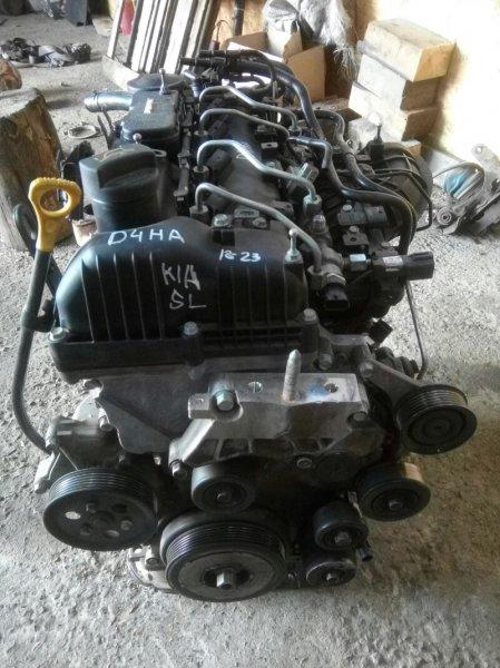 Двигатель Kia Sportage SL D4HA 2011