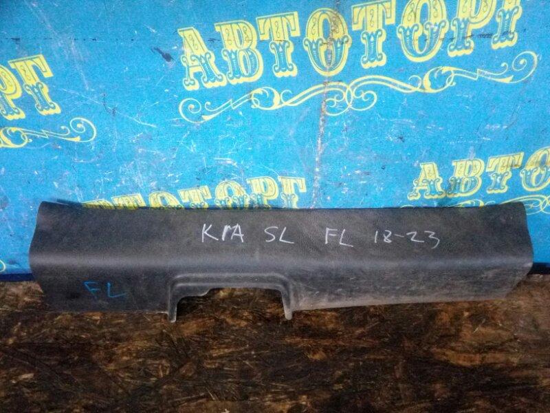 Порожек пластиковый Kia Sportage SL D4HA 2011 передний левый