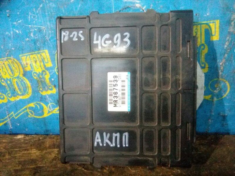 Блок управления акпп Mitsubishi Rvr N61W 4G93 1997