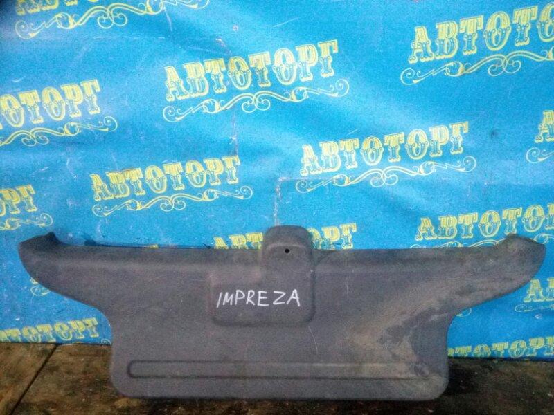 Обшивка двери багажника Subaru Impreza GG2