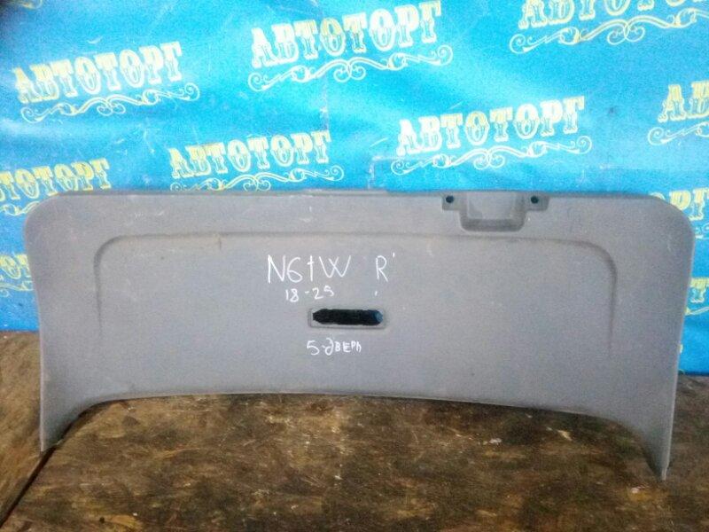 Обшивка двери багажника Mitsubishi Rvr N61W 4G93 1997