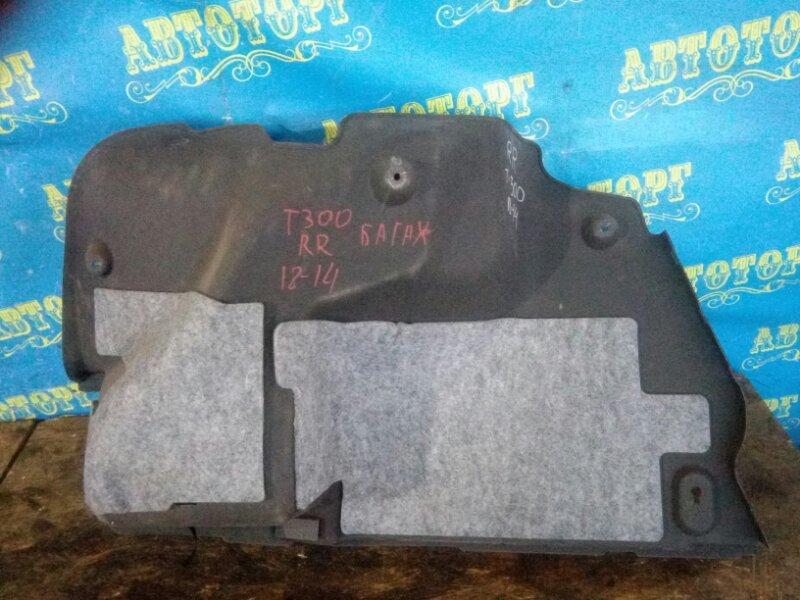 Обшивка багажника Chevrolet Aveo T300 F16D4 2012 задняя правая