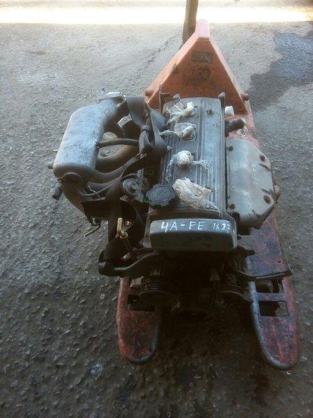 Двигатель Toyota Corona Premio AT210 4A 1999