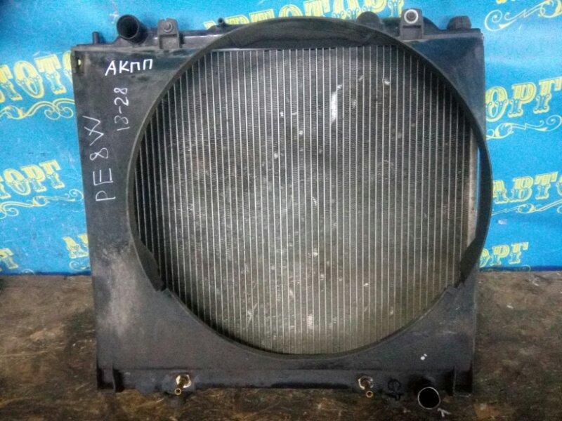 Радиатор основной Mitsubishi Delica PE8W 4M40 1999