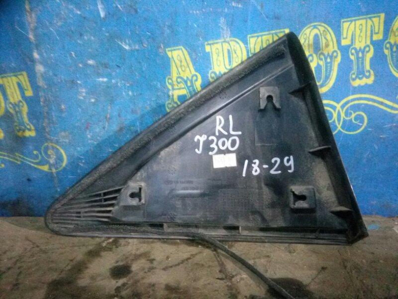 Накладка на крыло Chevrolet Cruze J300 F16D3 2011 задняя левая