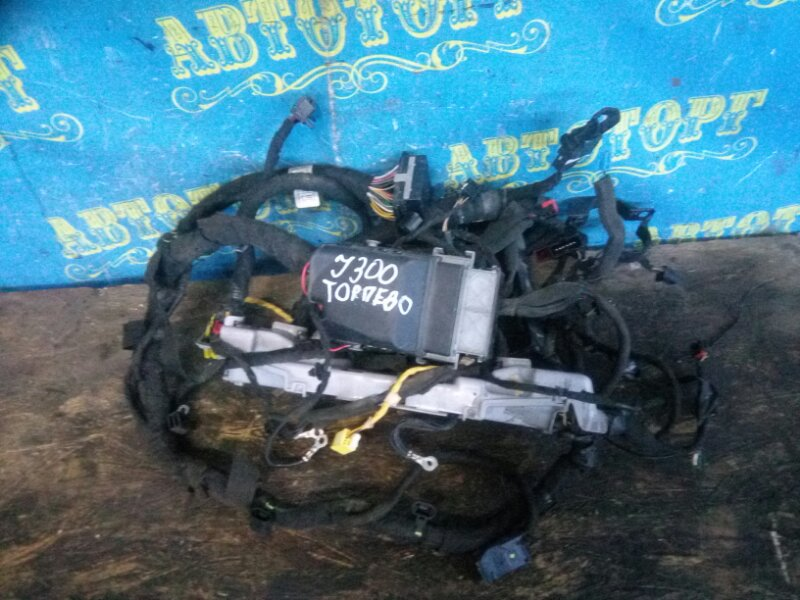 Проводка под торпеду Chevrolet Cruze J300 F16D3 2011