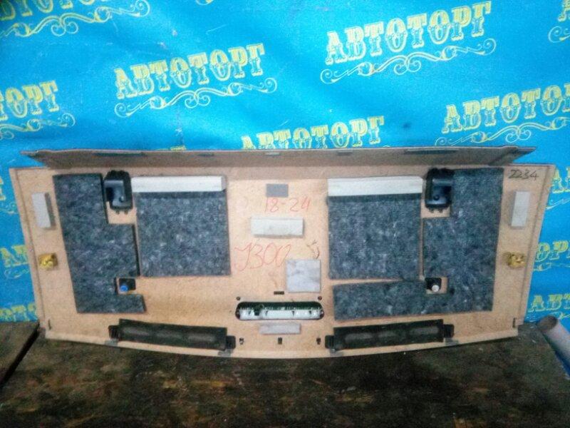 Полка багажника Chevrolet Cruze J300 F16D3 2011