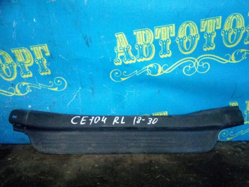 Порожек пластиковый Toyota Sprinter CE104 2C 2000