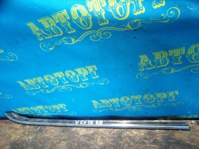 Молдинг на дверь Toyota Windom VCV10 задний правый