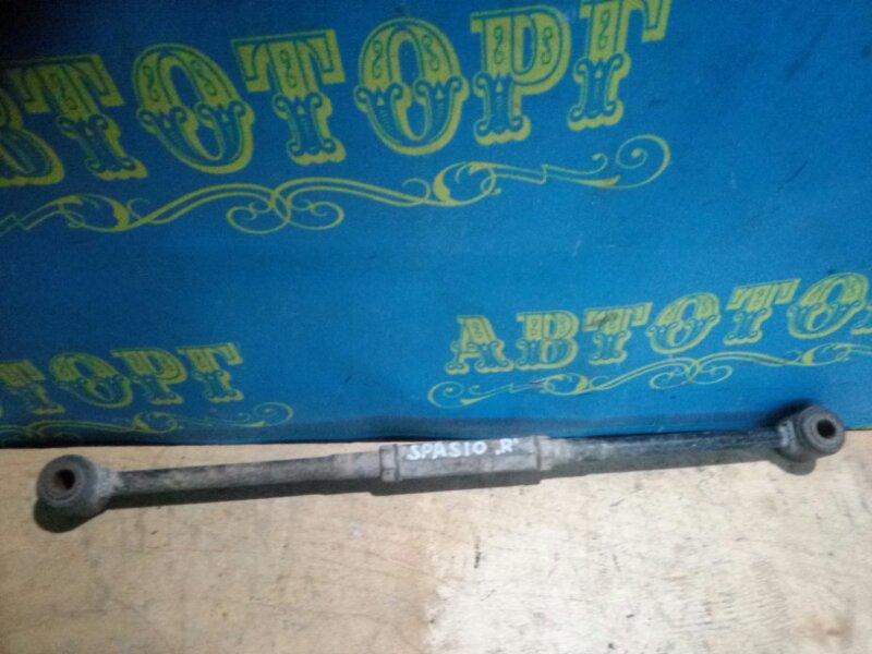 Рычаг Toyota Spacio AE111 4A задний