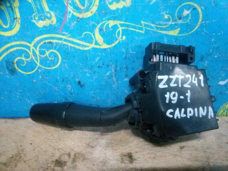 Гитара Toyota Caldina ZZT241 1ZZ 2005 левая