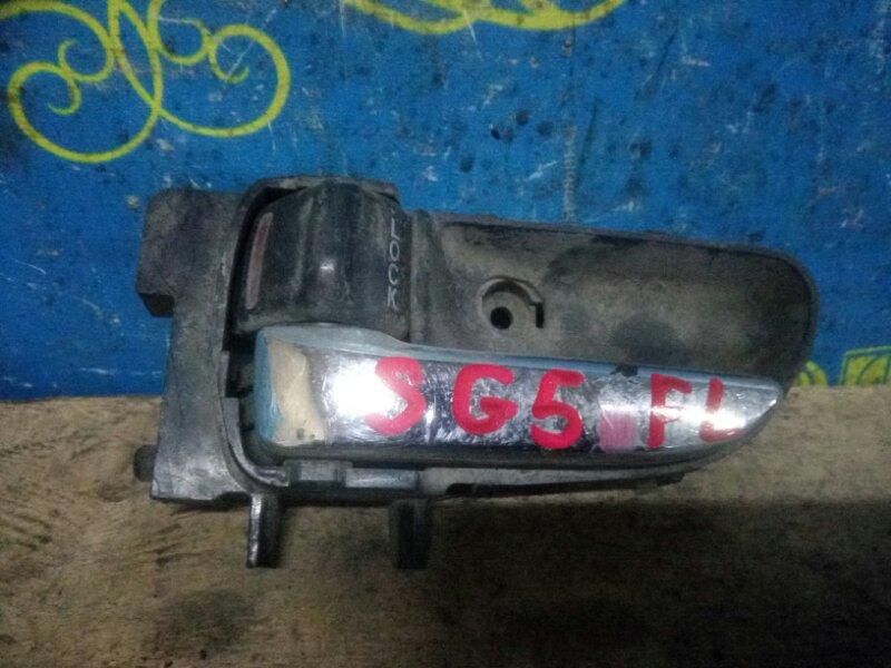 Ручка двери внутренняя Subaru Forester SG5 передняя левая