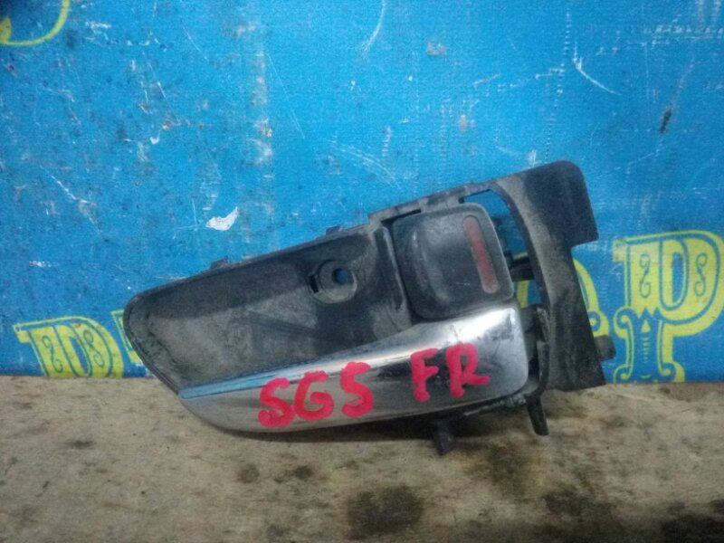 Ручка двери внутренняя Subaru Forester SG5 передняя правая