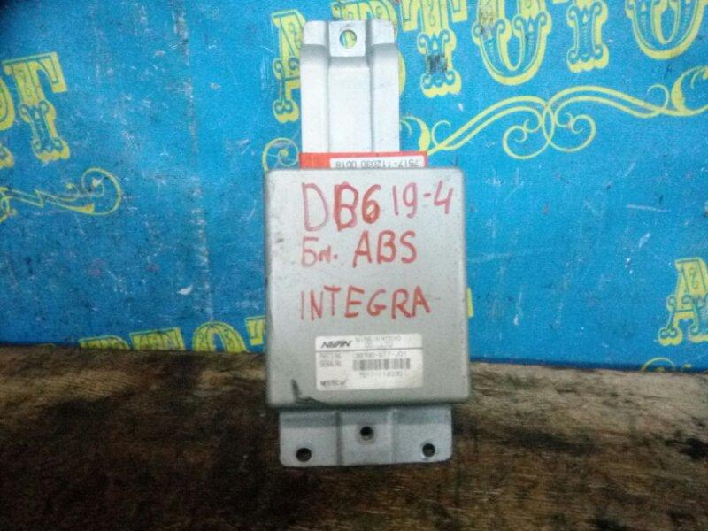 Блок управления abs Honda Integra DB6 ZC 2000