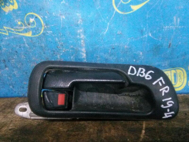 Ручка двери внутренняя Honda Integra DB6 ZC 2000 передняя правая
