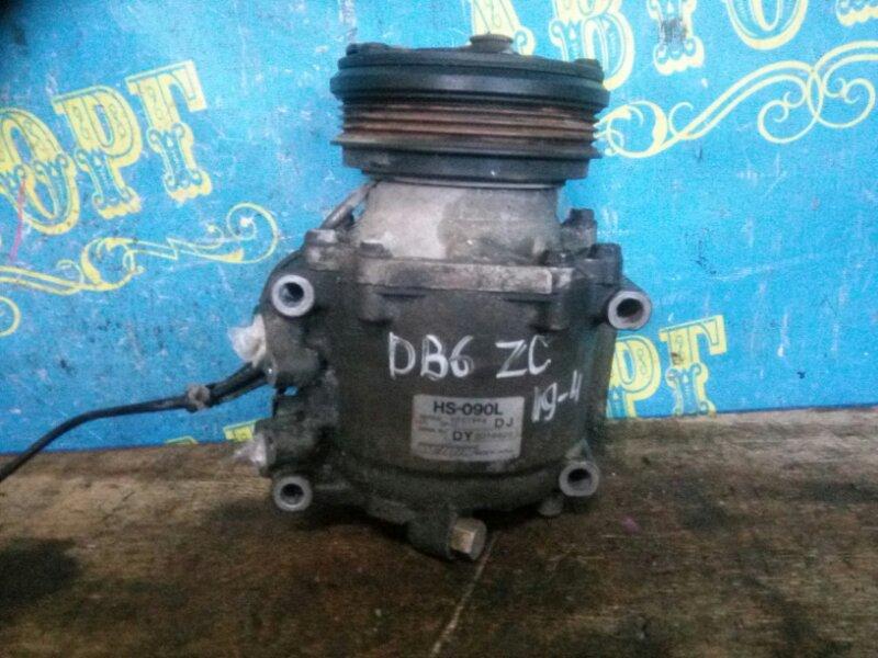 Компрессор кондиционера Honda Integra DB6 ZC 2000