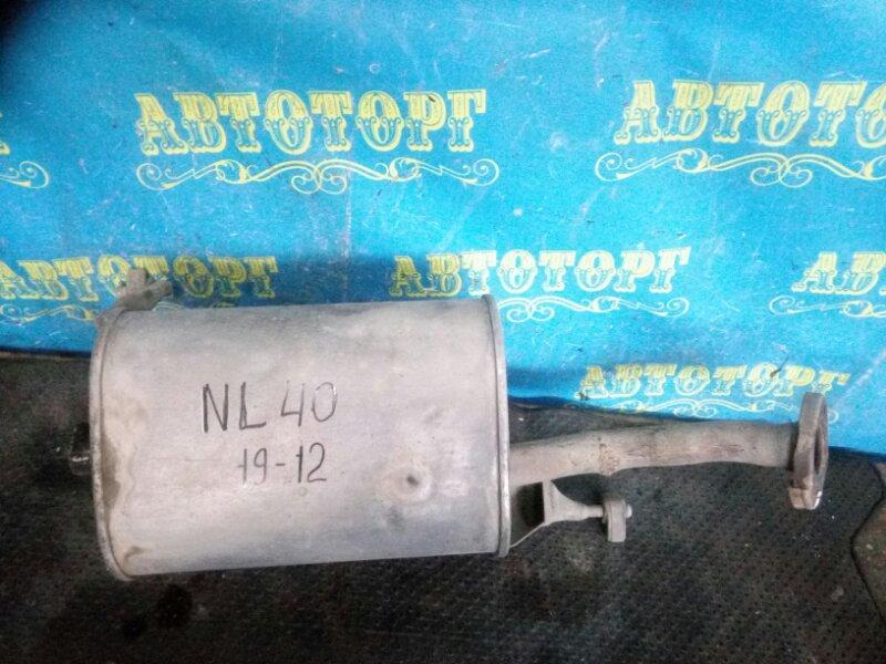 Глушитель Toyota Tercel NL41 1N-T 1993
