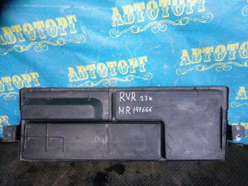 Пол багажника пластик Mitsubishi Rvr N23W