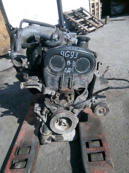 Двигатель Mitsubishi Legnum EA1W 4G93 1998