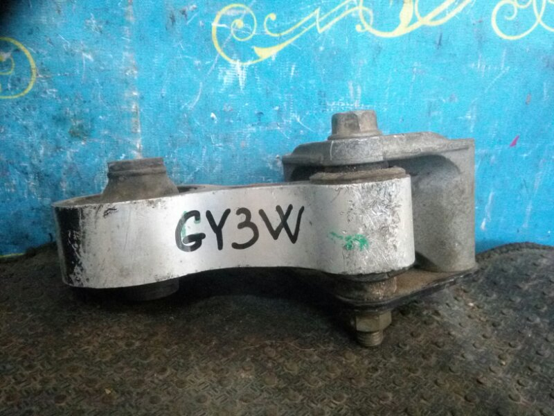 Подушка двигателя Mazda Atenza GY3W L3 задняя