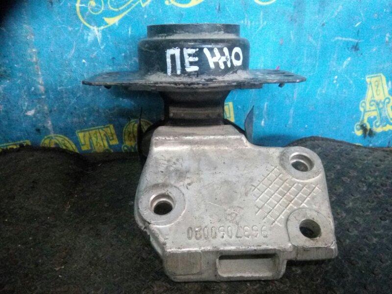 Подушка двигателя Peugeot 307 EW10 передняя правая