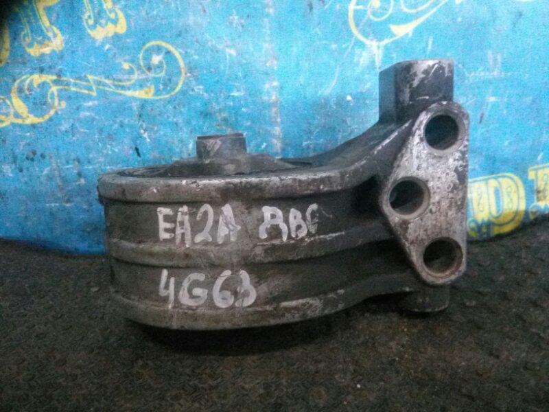 Подушка двигателя Mitsubishi Galant EA2A 4G63 1997