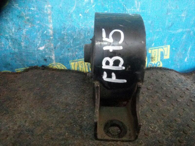 Подушка двигателя Nissan Sunny FB15 QG15 задняя