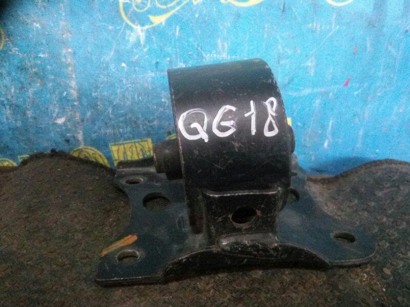 Подушка двигателя Nissan Wingroad WFY11 QG18 передняя левая